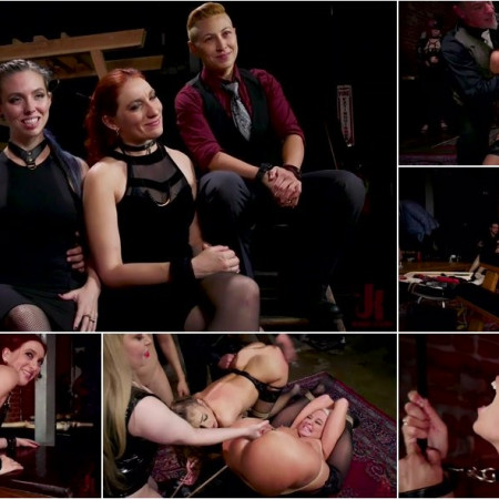 Aiden Starr, Maestro Stefanos, London River, Gia Derza, Donny Sins - Teen Cock Whore Gia Derza Taught to Fuck by Masochistic Anal MILF [SD 540p]